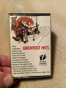 Chicago Cassette Tape Album Greatest Hits Rare, Original.