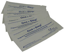 One Step® 30 Pregnancy Tests Ultra Early 10mIU HCG Urine Strip Home Testing Kit