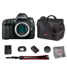 Cámara SLR Canon EOS 5D Mark IV D (Cuerpo) Con Canon 700sr Bolsa