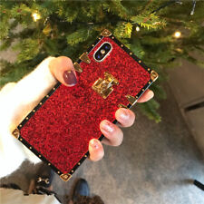 New Luxury Bling Glitter Sparkle Soft Bumper case Cover for iPhone X 8 7 6S Plus