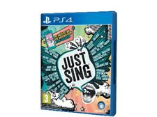 PS4 Just Sing (Español)