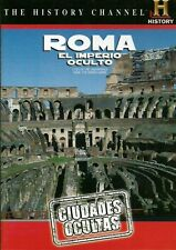 Cities Of The Underworld Rome The Hidden Empire / Roma El Imperio Oculto-DVD
