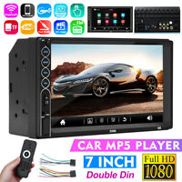 "7"" Wince Car Stereo Radio HD MP5 Video Player Touch Screen bluetooth AUX FM USB"