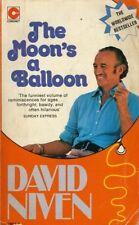 The Moon's a Balloon (Coronet Books),David Niven
