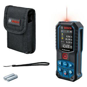 Bosch Professional Laser-Entfernungsmesser GLM 50-27 C + Gürtelclip (Reichweite: