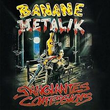 Banane Metalik - Sanglantes Confessions [New CD] UK - Import