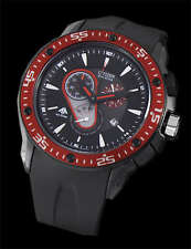 NEW MENS CITIZEN SOLAR ECO DRIVE CHRONOGRAPH SAPPHIRE SPORTS WATCH AT0709-08E