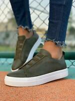 Chekich CH023 Zapatillas De alta nivel Zapatos de Hombre