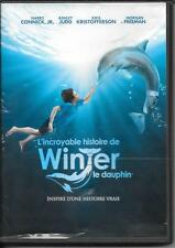 DVD ZONE 2--L' INCROYABLE HISTOIRE DE WINTER LE DAUPHIN--CONNICK JR/JUDD/FREEMAN