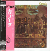THE BAND-CAHOOTS-JAPAN MINI LP SHM-SACD Ltd/Ed K29