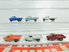 BO604-0,5# 6x Wiking H0/1:87 Modell Goli Dreirad: 250 + 330 etc, NEUW