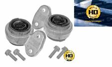BMW E46 Meyle HD Front Wishbone Rear Bushes/Mounts Control Arm Kit 31126783376