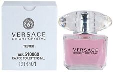 VERSACE BRIGHT CRYSTAL 3.0 EDT AUTHENTIC (T) SPRAY WOMEN PERFUME 90 NEW IN BOX