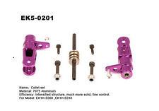 EK5-0201 001492 Metal Esky Metal Main Blade Collet Set HB King 2 K3 Belt-CP CX