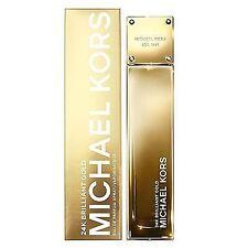 Michael Kors Spray Gold Fragrances for Women