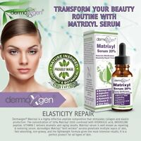 dermaXgen® Matrixyl 3000+Argireline+Hyaluronic Acid / Vitamin C wrinkle Serum