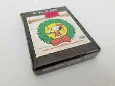 Vtg. Merry Snoopy's Christmas 8 Track! Snoopy & His Friends-Sealed.Rare.**1978**