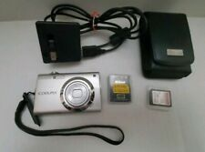 Nikon COOLPIX S4000 Digitial Camera Costco Pack USED GREAT CONDITION