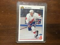 1991-92 Upper Deck French #9 Eric Lindros Team Canada (National Team) Card