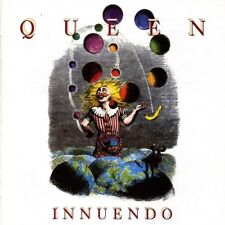 Queen Innuendo Deluxe Edition Remastered 2 CD NEW