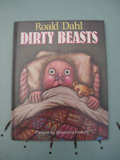 More details for roald dahl - dirty beasts 1st edition/1st impression 1983