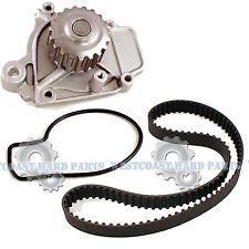 88-95 Honda 1.5 D15B D15B1 D15B7 1.5L SOHC Timing Belt & Water Pump