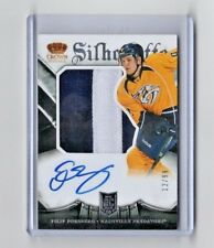 2013-14 Panini Crown Royale Silhouettes Filip Forsber Rookie Patch Auto/99!