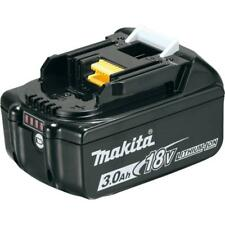 Makita BL1830B 18V LXT Lithium_Ion 3.0Ah Battery with LED Indicator NEW Genuine