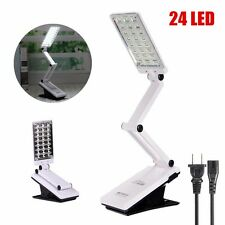 Portable LED Foldable Eye Protection Rechargeable Study Reading Light Desk Lamp