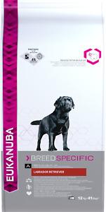 Eukanuba Breed Specific Labrador Retriever Dog Food - 12kg