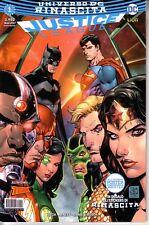Justice League 1 - Universo DC Rinascita - Ed. Lion