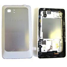 HTC AT&T Raider Vivid 4G X710e G19 Fascia Housing Back Battery Cover Bezel White