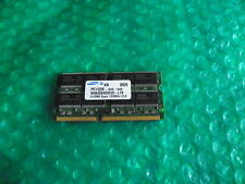 1x 512MB Samsung 133MHz 144pin Laptop Memory , Tested
