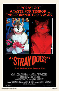 STRAY DOGS #2 Ramon Villalobos Carrie Exclusive Variant Ltd 500 copies