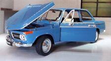 Coche de automodelismo y aeromodelismo color principal azul BMW