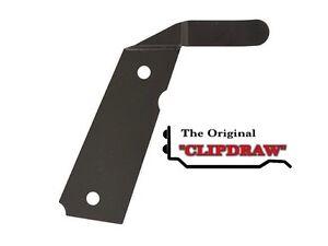 KIMBER ULTRA CARRY II CLIPDRAW Holster Belt Waist Clip Conceal Carry OM-B