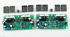 LJM L20SE Power Amplifier Kit With A1943 C5200 (Include 2 channel boards)