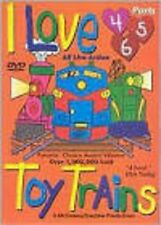 I Love Toy Trains - Volumes 4, 5 and 6 (DVD) Brand New, Sealed