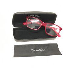 New 100% Authentic Calvin Klein CK5815 607 Wine Red, 52-16-140