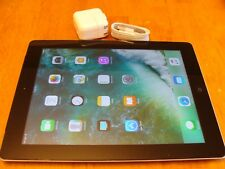 Apple iPad 4th Generation 64GB, Wi-Fi + 4G (AT&T) Black - 6 MONTHS WARRANTY