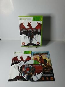Dragon age 2 - xbox 360 Playable on Xbox One Game Complete Free P&P!!!