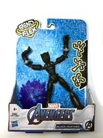 BLACK PANTHER Marvel Avengers Bend And Flex Action Figure Toy 6 Inches Hero