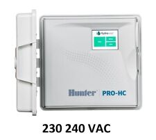 Hunter 230V 240V Hydrawise PHC-1200i-e 12 Zone WiFi Controller i-Phone Android