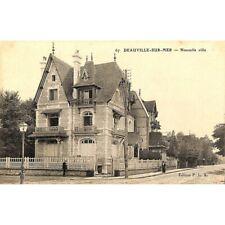 [14] Deauville - Nouvelle villa.