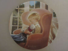 Favorite Buddy collector plate Jennifer Welty Teddy Bear Sweetness And Grace #3
