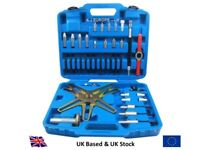 Self Adjusting Clutch Alignment Setting Tool Kit - Universal SAC - 38PC New - UK
