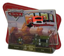 Disney Cars Mini Adventures Guido & Red Green Die Cast Toy Car Set