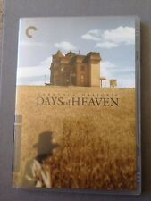 Days of Heaven (DVD, 2007) Criterion Collection Spine #409