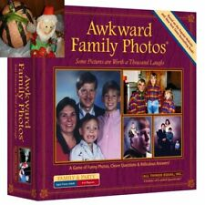 Awkward Family Photos Party Best Board Game Night Vacation Holiday Wedding NEW