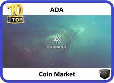 50 Cardano (ADA) CRYPTO MINING-CONTRACT (50 ADA), Crypto Currency